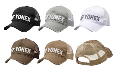 Limited Edition YONEX Distressed Trucker Cap